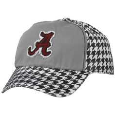 It's not Alabama without a little houndstooth!