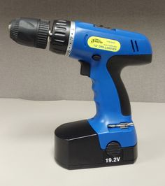 CPSC - Harbor Freight Tools Recalls Cordless Drill Due to Fire and Burn Hazard