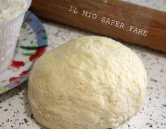Impasto base con ricotta   ricetta senza lievito blog il mio saper fare