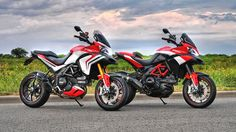 Due Ducati Multistrada 1200S