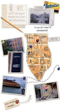 NYC # part 1 | Make my lemonade  les bons plans!!!