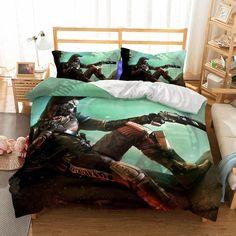 3D  Game DESTINY2 Printed 8 Bedding Sets Duvet Cover Set