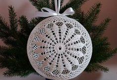 Best 12 – Page 547609635942518322 - Her Crochet Crochet Butterfly Pattern, Crochet Doily Rug, Crochet Ball, Crochet Chart, Thread Crochet, Crochet Gifts, Crochet Christmas Ornaments, Christmas Crochet Patterns, Christmas Baubles