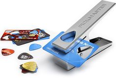 Pickmaster Plectrum Punch: Gift idea for little brothers