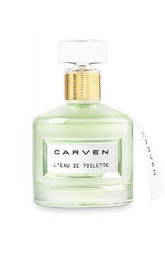 L'Eau de Toilette by Carven // #Fragrance