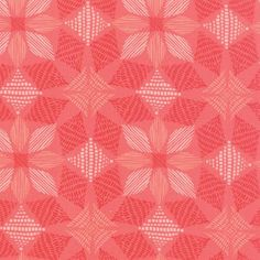 Canyon Basket Sunset by Kate Spain for Moda Fabrics // Juberry Fabrics Pink Quilts, Bright Pink, Craft Supplies, Handmade Items, Spain, Basket, Prints, Etsy, Things To Sell