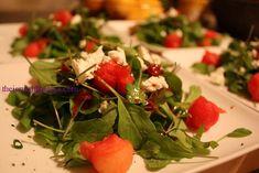watermelon and feta salad, kosher recipe,