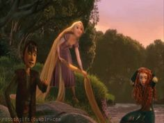 Rise of the brave tangled frozen GIF - Αναζήτηση Google
