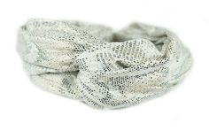 Pink Pewter Shelly Flexible Wrap
