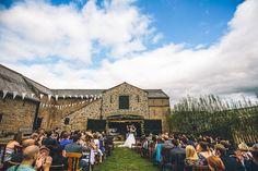 outdoor wedding venue uk Lyde Court