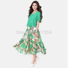 >> Click to Buy << Plus Size M-5XL Fashion Color Long Bohemian Casual Women Sumer Dress Novelty Fall Spring Maxi Beachwear Dress for Ladies #Affiliate