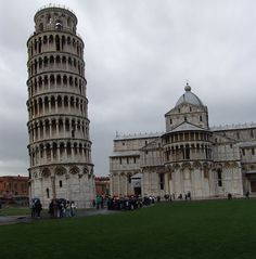 Pisa - I will be here before it gets too late!