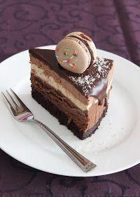 M's Bakery: Čoko karamel torta