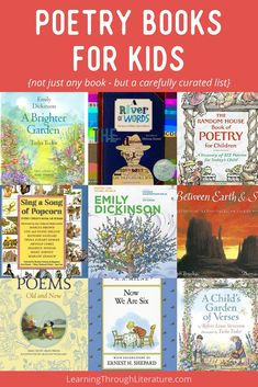 Want to raise smart kids? Teach your kids to love and recite poetry! They'll become better students and problem solvers. Poetry Books For Kids, Kids Poems, Best Children Books, Childrens Books, Read Aloud Books, Great Books To Read, Good Books, Book Finder, Types Of Books