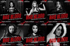 The Liars || Bad Blood - Taylor Swift