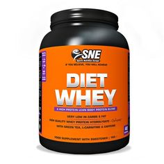 Sport Nutrition Europe Diet Whey White Chocolate 1000 g