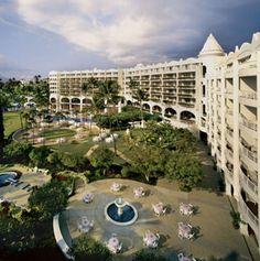 Kea Lani, Maui...where Chris and I stayed on our Honeymoon