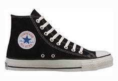 Converse All Stars Black Fotoğrafları ve Resimleri