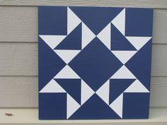 Prairie Patchworks: Northumberland Star! 2 x 2 Barn Quilt