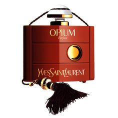 Opium Parfum-Original, Sensual Women's Perfume Spray- Yves Saint Laurent Beauty
