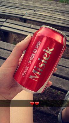 CocaCola #Misiek  ❤