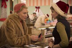 Retrouvez notre article du film Carol nominé aux Oscars 2016 avec Cate Blanchett & Rooney Mara