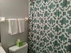 Bathroom After wall color... Subtle Touch by Behr