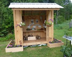 Image detail for -Farm Stand :: Dummer, NH :: Fresh Vegetables, Plants & Meats in season
