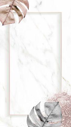 Gold frame with metallic monstera leaf mobile phone wallpaper vector Gold Wallpaper Background, Framed Wallpaper, Phone Wallpaper Images, Leaf Background, Aesthetic Iphone Wallpaper, Flower Wallpaper, Cute Wallpaper Backgrounds, Pink Glitter Background, Minimal Background