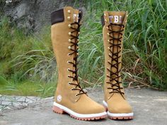 official timberland boots,Timberland Women's 14-Inch Premium Boots-Wheat Brown clearance,timberland outlet.
