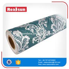 wholesale home decoration pvc 3d wallpaper/self adhesive wallpaper