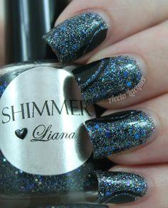 Shimmer Polish Liana Accio Lacquer
