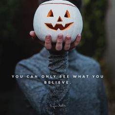 """""""You can only see what you believe. Have you noticed that nothing else is possible?"""" ~ Byron Katie"""