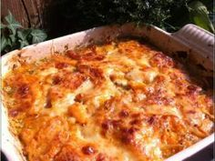 Gratin de butternut et de pommes de terre, Photo 2