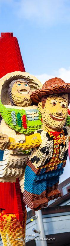 Disney Springs - Lego Store