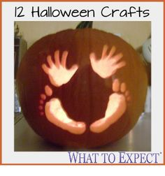12 Halloween Crafts to Make With Your Little Ones!