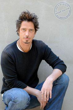 Chris Cornell of Soundgarden.