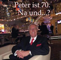 Peter Broell, am 24. Januar 2015 den 70. Geburtstag gefeiert.