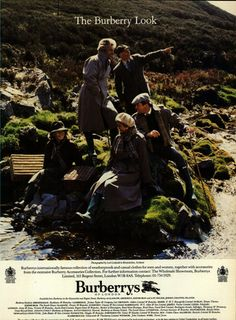Burberry - October 1985