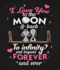 Love you to the moon and back - Informationen zu Love you to the moon. Charlie Brown Quotes, Charlie Brown Y Snoopy, Snoopy Images, Snoopy Pictures, Silly Pictures, Peanuts Quotes, Snoopy Quotes, Cute Quotes, Funny Quotes