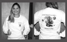 Awesome shirts for a great cause.  #t-shirts