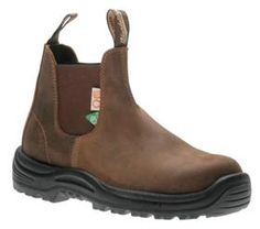 Blundstone Xtreme Safety Boot, $190 walking on a cloud