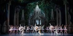 """Le Songe d'une nuit d'été"""" par le ballet de l'Opéra national de Paris. #Ballet #balletoperadeparis #operadeparis #Balanchine #danseclassique #Danse #pointeshoes © Agathe Poupeney ONP"""