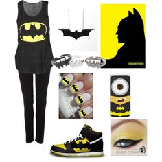 batman outfits for teens   Cheap batman outfit for girl teens. Enjoy!Created in the Polyvore ...