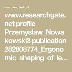 www.researchgate.net profile Przemyslaw_Nowakowski3 publication 282808774_Ergonomic_shaping_of_learning_places_for_school_children links 561ce2a508ae044edbb5bf1a.pdf?origin=publication_list