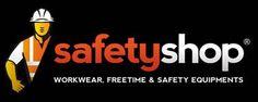 Safety Shop, Company Logo, Shopping