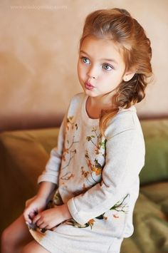 Anna Pavaga  Russian child