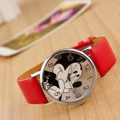 Multi-Color Cute Mickey Mouse Cartoon Unisex Quartz Watch //Price: $9.49 & FREE Shipping //     #love #instagood #me #cute #tbt #photooftheday #instamood #iphonesia #tweegram #picoftheday #igers #girl #beautiful #instadaily #summer #instagramhub #iphoneonly #follow #igdaily #bestoftheday #happy #picstitch #tagblender #jj #sky #nofilter #fashion #followme #fun #sun #SuperBowl #Phone iHeartAwards #Nice #photo
