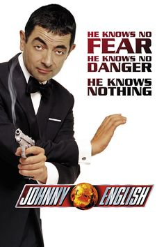Joint #12. Johnny English (2003)