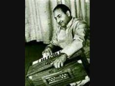 Mohammed Rafi - MERE SHYAM TERA NAAM